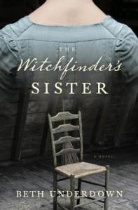 The Witchfinders Sister from Good reads