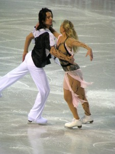 Ice dancing - Skeeze cc.