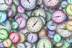 Clocks Geralt