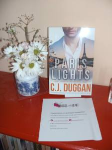 PAris LIghts Book