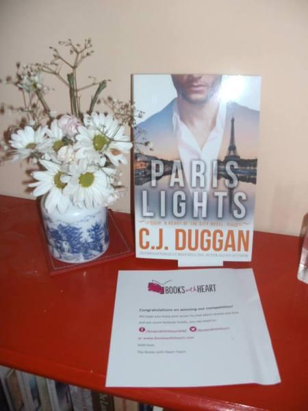 PAris LIghts Book