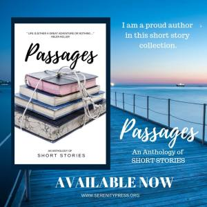 passages - proud author