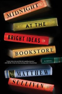 Midnigth at the bright idea book shop.