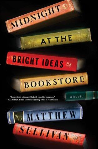 Midnigth at the bright idea book shop.