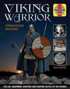 Viking Warrior book cover