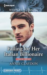 Falling fro Her italian Billioniare