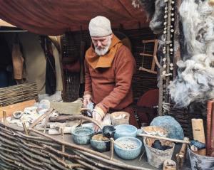 Viking potter