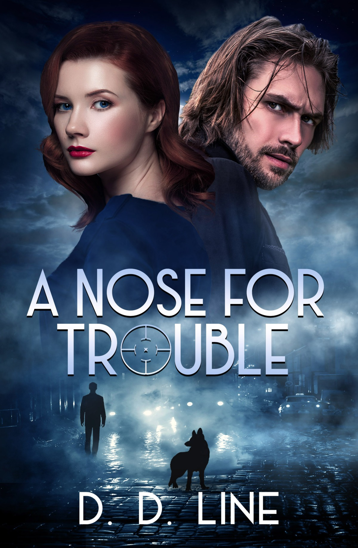 Meet D. D. Line, Author of A Nose for Trouble.
