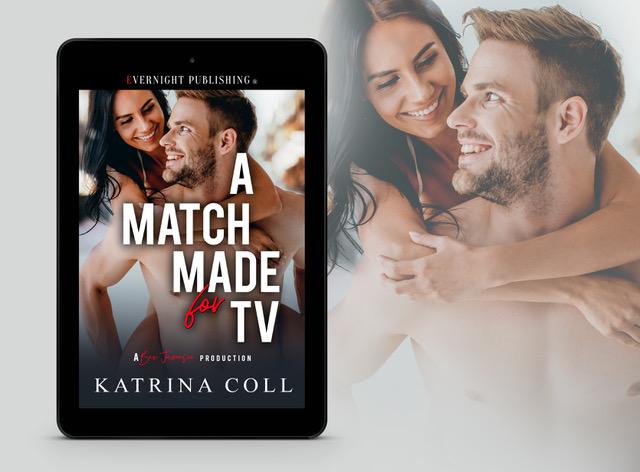 Meet Aussie Expat Katrina Coll, talking about her new book, A Match Made forTV.